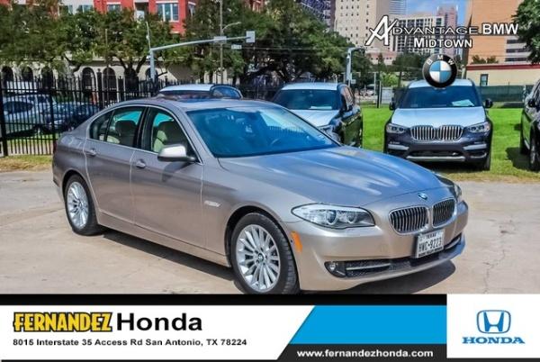 2013 BMW 5 Series in San Antonio, TX