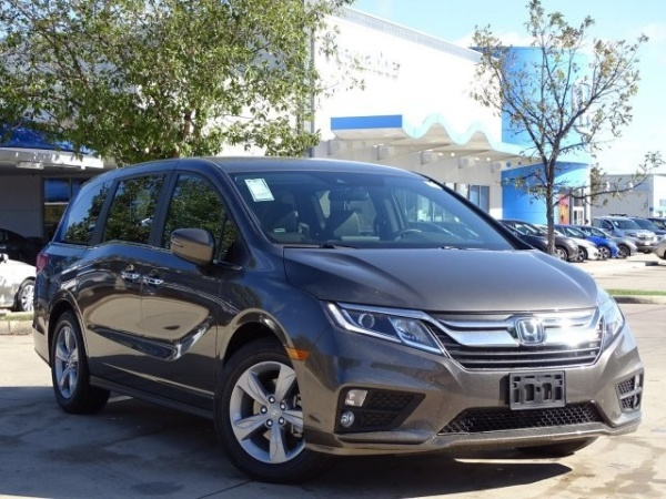 2020 Honda Odyssey in San Antonio, TX