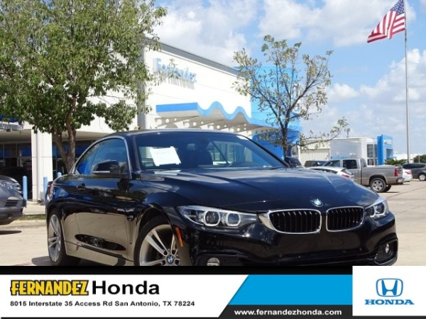 2018 BMW 4 Series in San Antonio, TX