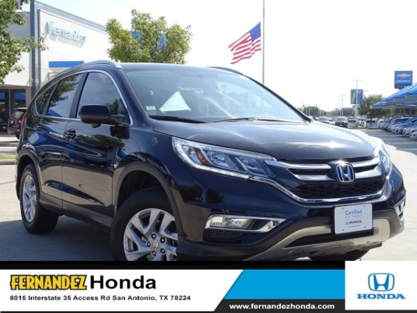 2016 Honda CR-V in San Antonio, TX