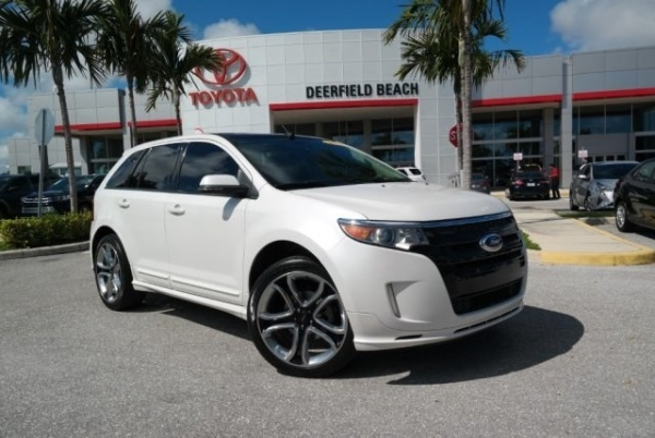 2013 Ford Edge in Deerfield Beach, FL