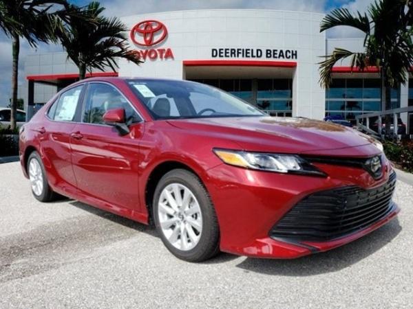 2020 Toyota Camry in Deerfield Beach, FL