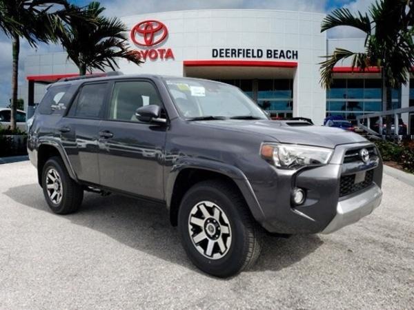 2020 Toyota 4Runner in Deerfield Beach, FL