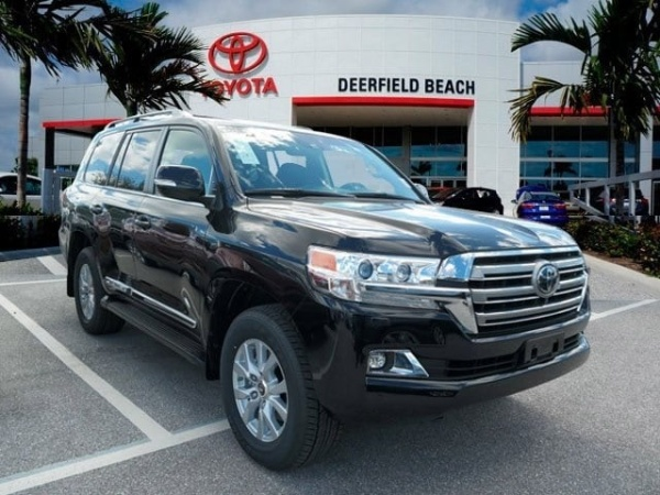 2019 Toyota Land Cruiser 4WD