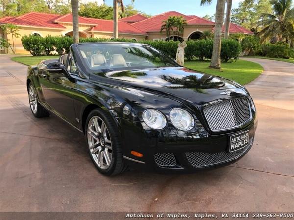 2011 Bentley Continental GT in Naples, FL