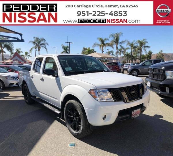 2019 Nissan Frontier in Hemet, CA