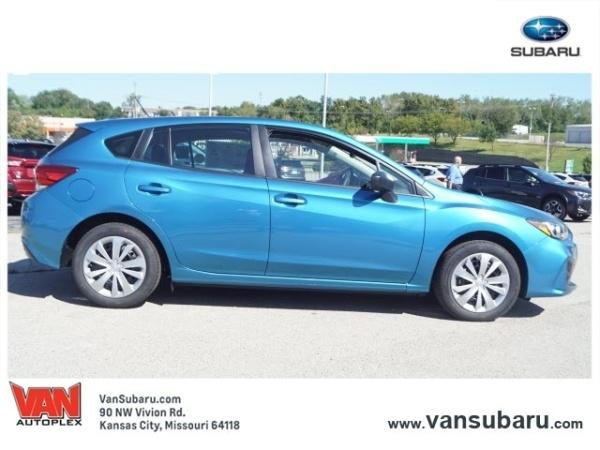 2019 Subaru Impreza in Kansas City, MO