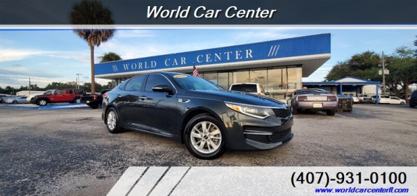 2016 Kia Optima in Kissimmee, FL