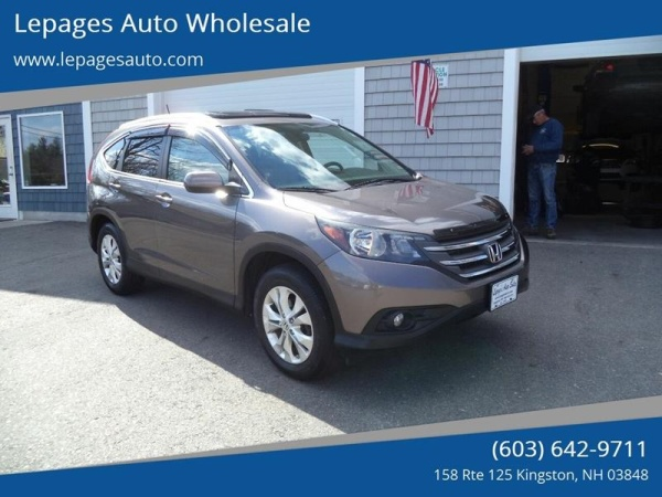2012 Honda CR-V in Kingston, NH