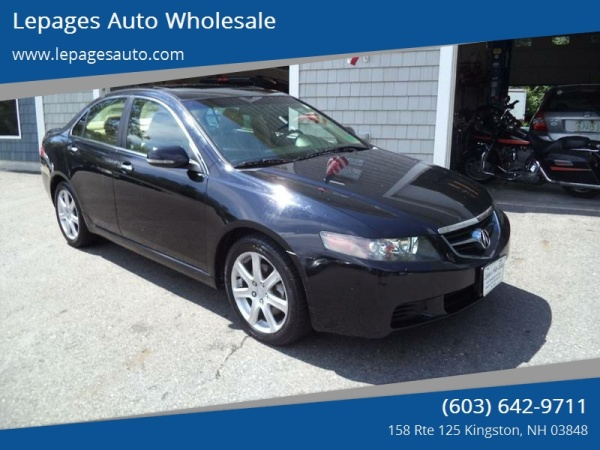 Used Acura TSX For Sale In Boston MA US News World Report - Acura tsx for sale in ma