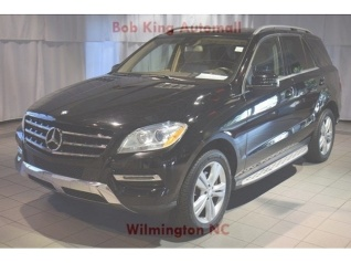 Mercedes Benz Of Wilmington >> Used Mercedes Benz M Class For Sale In Wilmington Nc Truecar