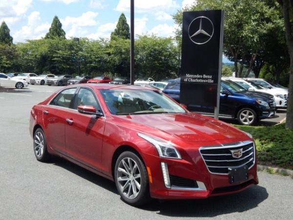 2016 Cadillac CTS in Charlottesville, VA