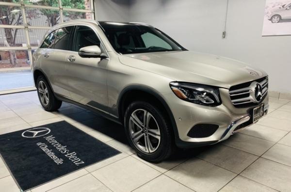 2019 Mercedes-Benz GLC in Charlottesville, VA