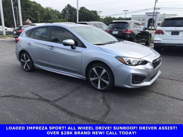2017 Subaru Impreza in Richmond, VA