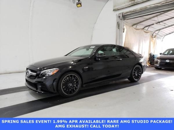 2019 Mercedes-Benz C-Class in Richmond, VA