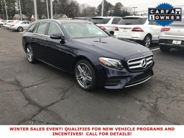 2019 Mercedes-Benz E-Class in RICHMOND, VA
