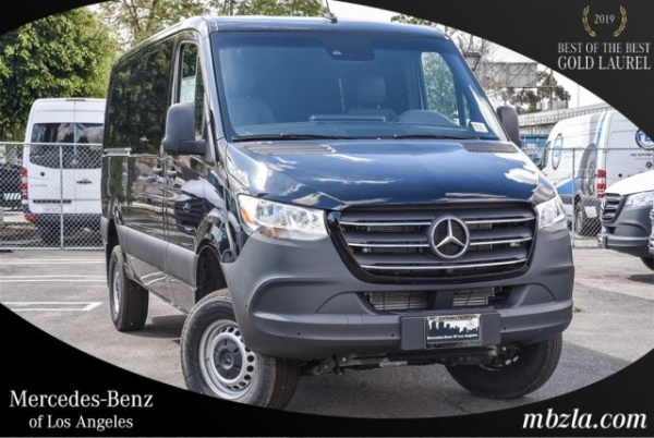 2019 Mercedes-Benz Sprinter Cargo Van in Los Angeles, CA