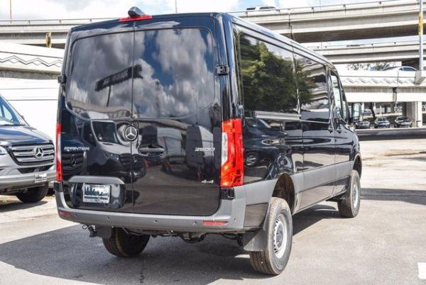 2019 Mercedes-Benz Sprinter Cargo Van in Los Angeles, CA
