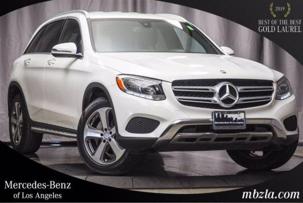 2017 Mercedes-Benz GLC in Los Angeles, CA