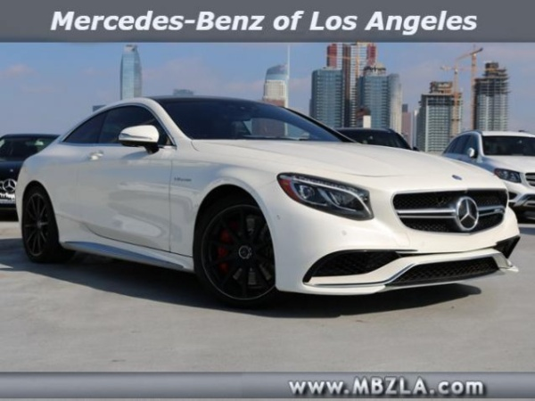 2016 Mercedes Benz S Cl In Los Angeles Ca