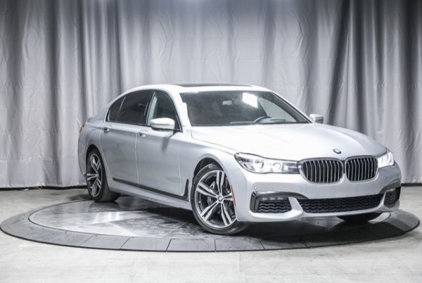 2016 BMW 7 Series in Los Angeles, CA
