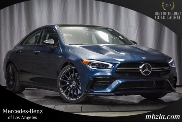 2020 Mercedes-Benz CLA in Los Angeles, CA