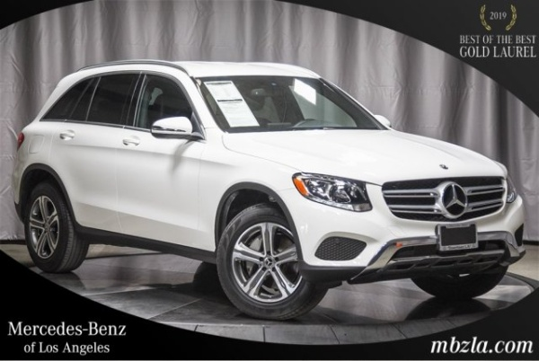 2019 Mercedes-Benz GLC in Los Angeles, CA