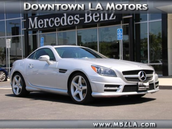 Used mercedes benz slk for sale in oxnard ca u s news for Oxnard mercedes benz used cars