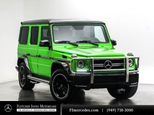 Used 2017 Mercedes-Benz G-Class for Sale | TrueCar