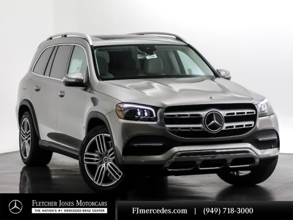 2020 Mercedes-Benz GLS in Newport Beach, CA