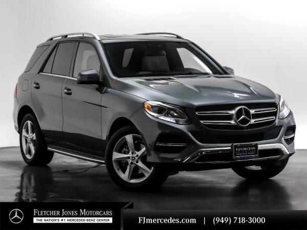 2017 Mercedes-Benz GLE in Newport Beach, CA
