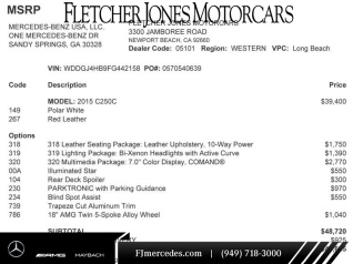 Used Mercedes Benz For Sale In Banning Ca Truecar