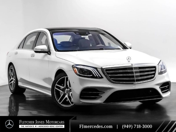 2020 Mercedes-Benz S-Class in Newport Beach, CA