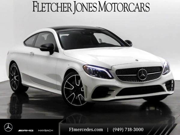 2019 Mercedes-Benz C