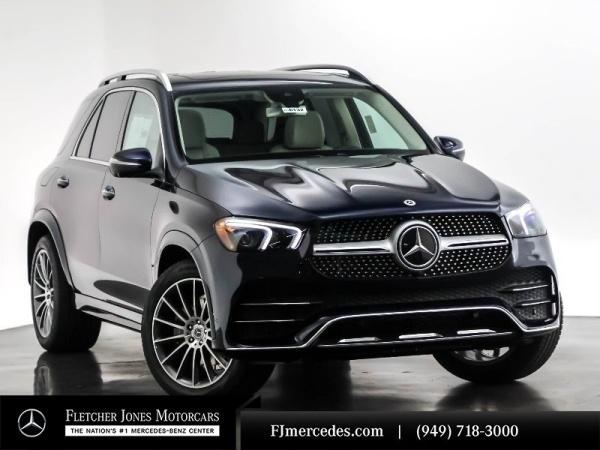 2020 Mercedes-Benz GLE in Newport Beach, CA