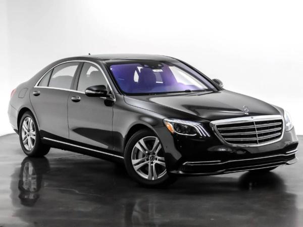 2020 Mercedes-Benz S