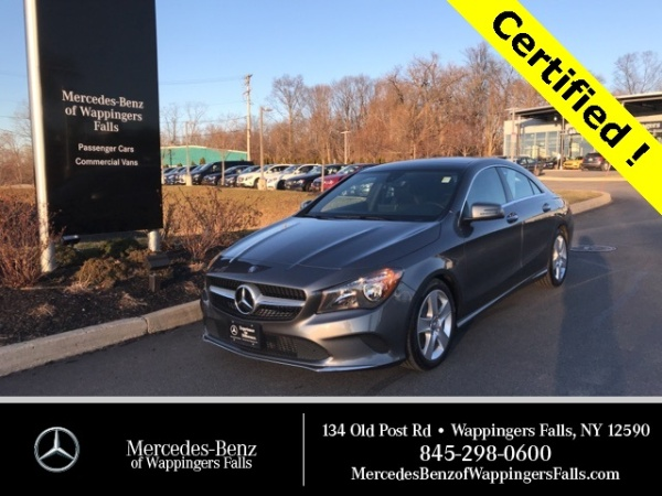 2017 Mercedes-Benz CLA in Wappingers Falls, NY