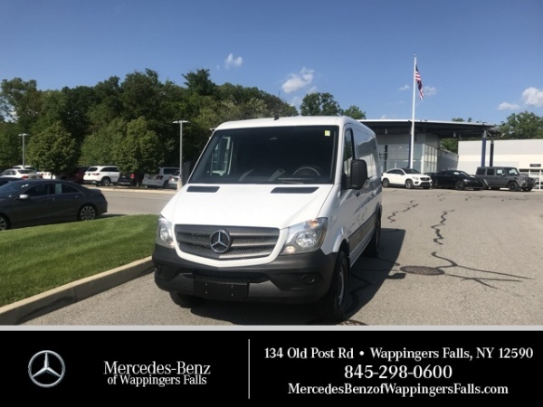 Used mercedes benz sprinter for sale in fresh meadows ny for Mercedes benz goldens bridge ny