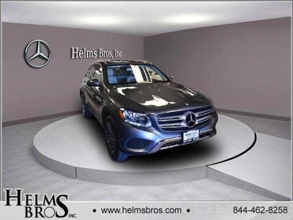 2016 Mercedes-Benz GLC GLC 300