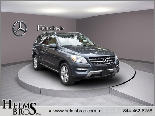 2015 Mercedes-Benz ML ML 250