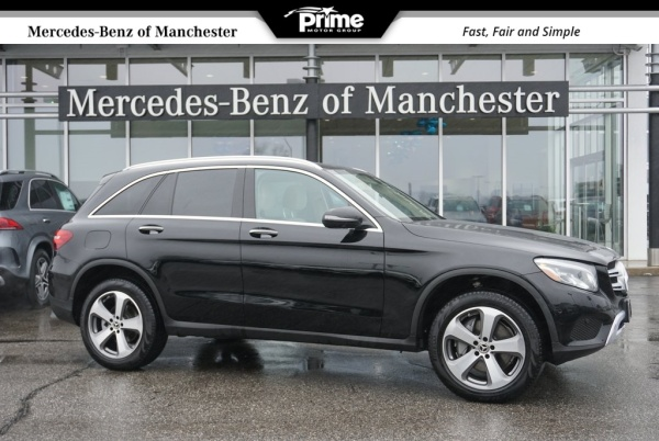 2019 Mercedes-Benz GLC in Manchester, NH