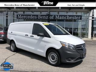 Used Mercedes-Benz Metris Cargo Vans for Sale | TrueCar