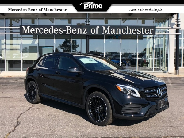 2020 Mercedes-Benz GLA in Manchester, NH