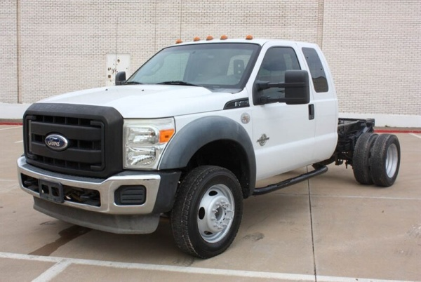 2011 Ford Super Duty F-450 Chassis Cab in Arlington, TX
