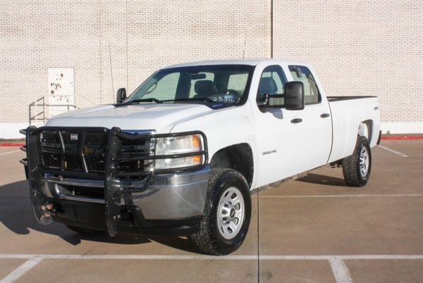 2011 Chevrolet Silverado 3500HD Work Truck
