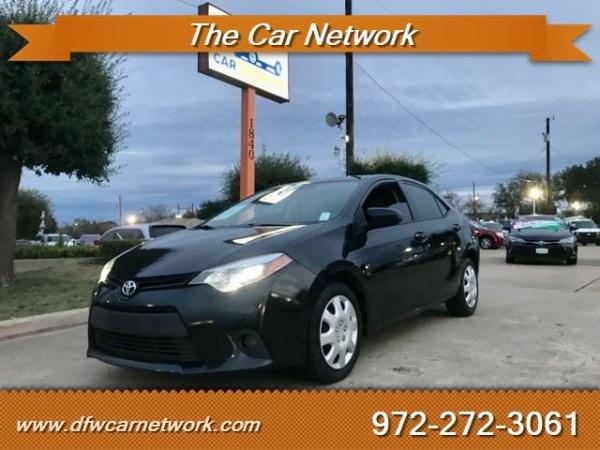 2014 Toyota Corolla in Garland, TX