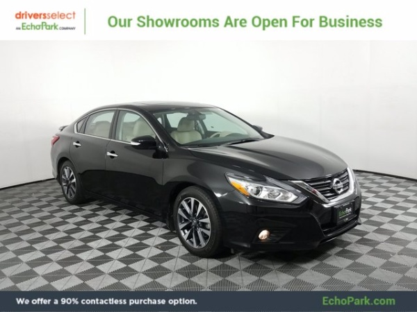 2017 Nissan Altima in Grand Prairie, TX