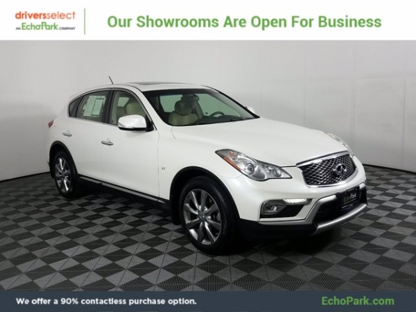 2017 INFINITI QX50 in Grand Prairie, TX