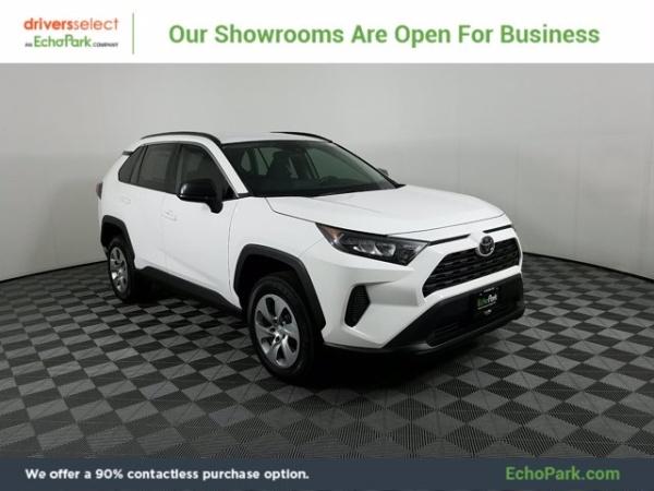 2019 Toyota RAV4 in Grand Prairie, TX