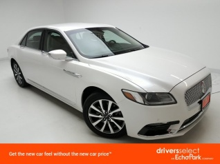 Used Lincoln Continental For Sale In Irving Tx 19 Used